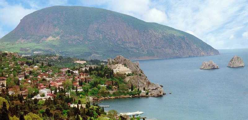Крым, отпуск, побережье, природа