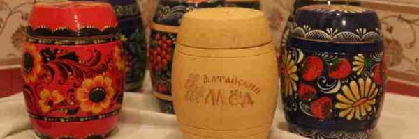 Алтайский мёд