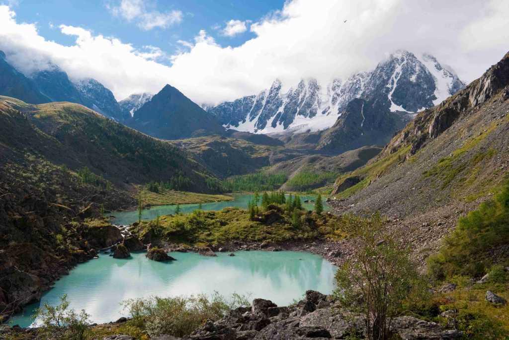 Алтайские горы, Алтай