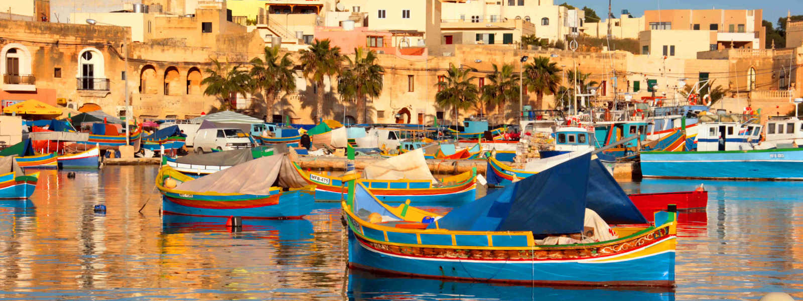 Мальта, лодочки