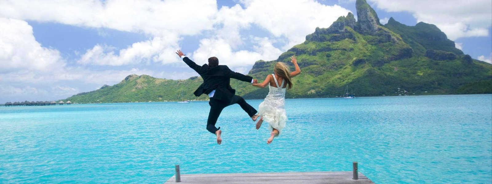 свадебное путешествие, медовый месяц